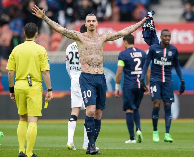 Ibrahimovic, des tatouages et un jaune pour une grande cause !