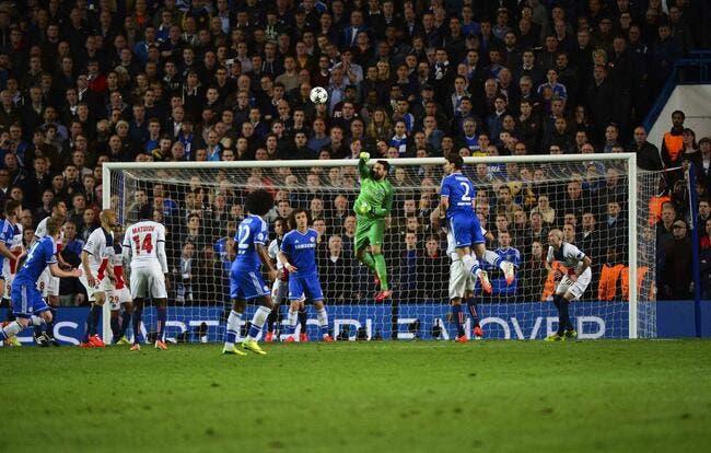 Sirigu interdit de Premier League par un adjoint de Chelsea