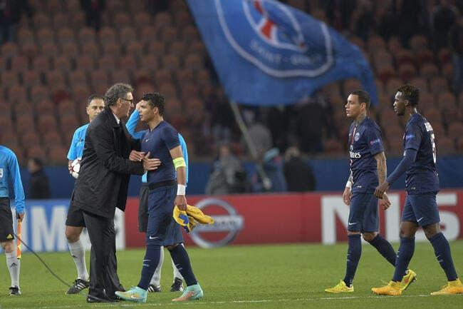 Laurent Blanc soutenu au PSG par un patron du vestiaire