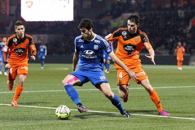 A Lorient, Gourcuff a sauvé l'OL