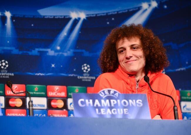 David Luiz compte sur le Parc pour réveiller le PSG