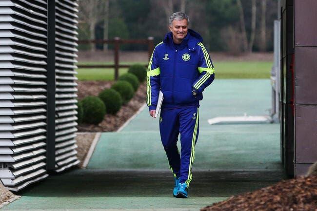 Le PSG a un gros avantage sur Chelsea pour Mourinho