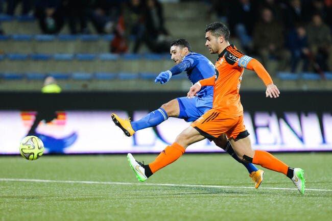 Lorient « mitigé » après son nul face à l'OL
