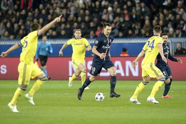 1-1 face à Chelsea, le PSG est dans le coup