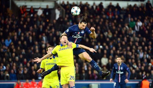 PSG – Chelsea : les compos