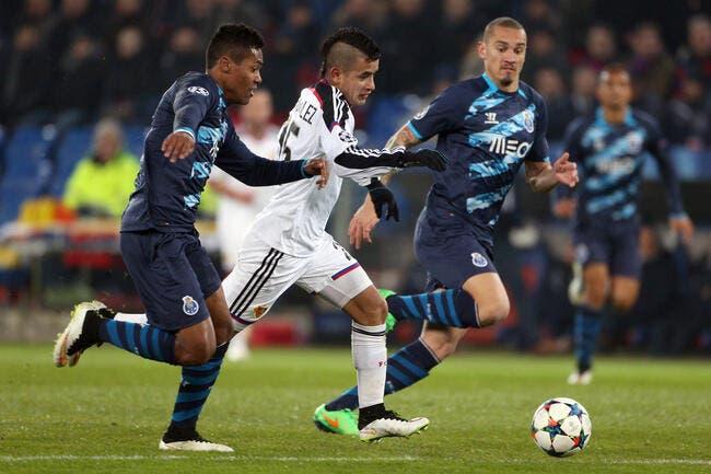 Bâle - Porto : 1-1