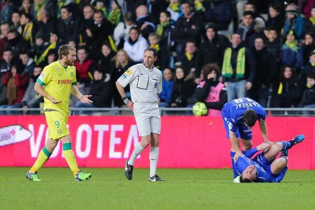 Expulsé samedi et sur le départ du FC Nantes ?
