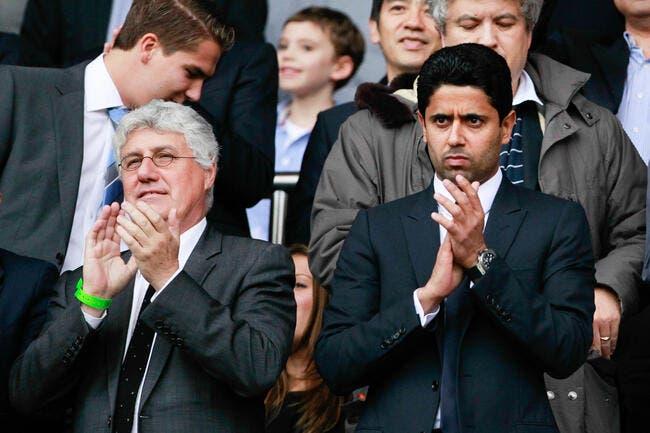 Racisme : Le président du PSG sort du silence