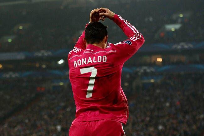 Cristiano Ronaldo voit à nouveau la vie en rose