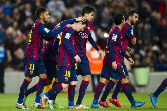 Droits télés : Barcelone bat aussi un record