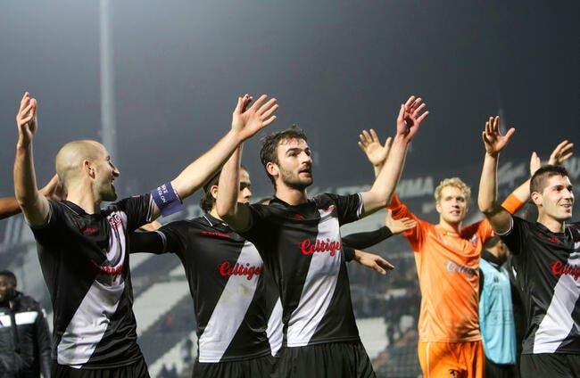Guingamp défié Kiev, pour l'honneur de la L1 !