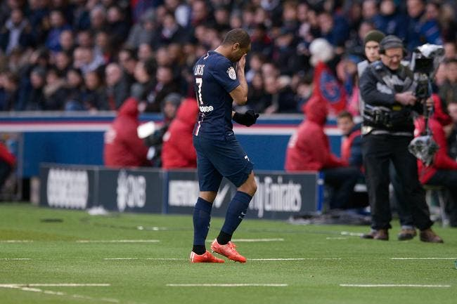 Lucas très incertain pour Chelsea-PSG