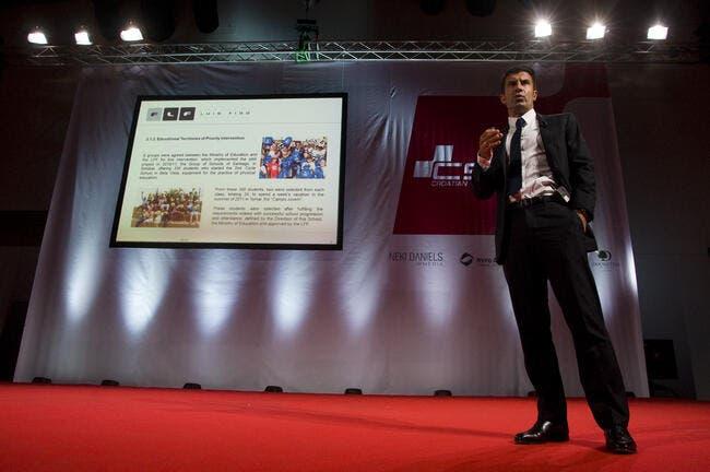 Mondial, vidéo, hors-jeu, Figo donne son plan pour la FIFA