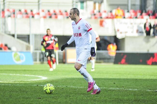 Berbatov est hors du coup reconnaît Monaco