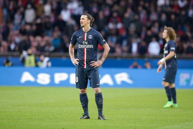 Ibrahimovic part en vacances pendant sa suspension