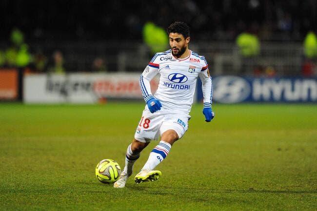 Arsenal et le PSG en concurrence sur Nabil Fekir ?