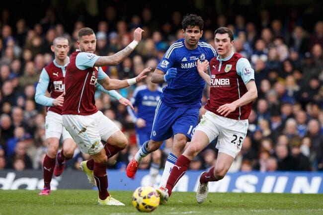 Chelsea - Burnley : 1-1