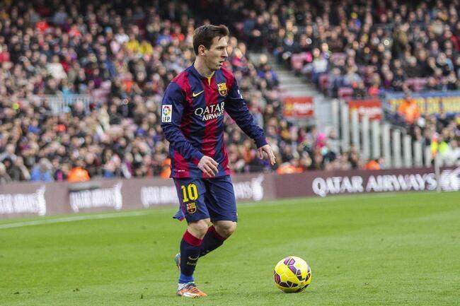 FC Barcelone - Malaga : 0-1