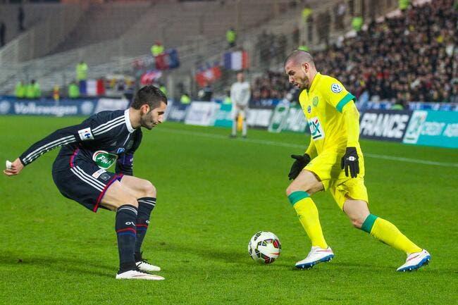 L'OL s'est fait du mal pour se faire du bien contre Nantes
