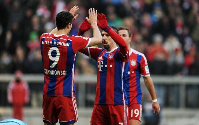 Paderborn - Bayern Munich : 0-6