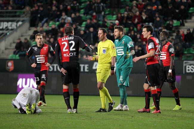 Rennes « frustré et en colère »