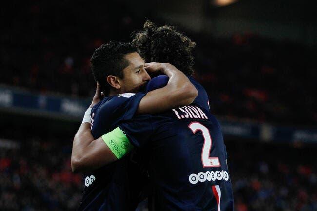 Thiago Silva, David Luiz, Marquinhos... Le coach du PSG s'interroge