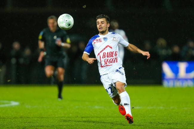 Troyes - Le Havre : 2-2