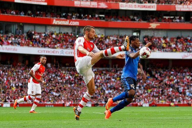Arsenal veut assommer Monaco d'entrée en C1
