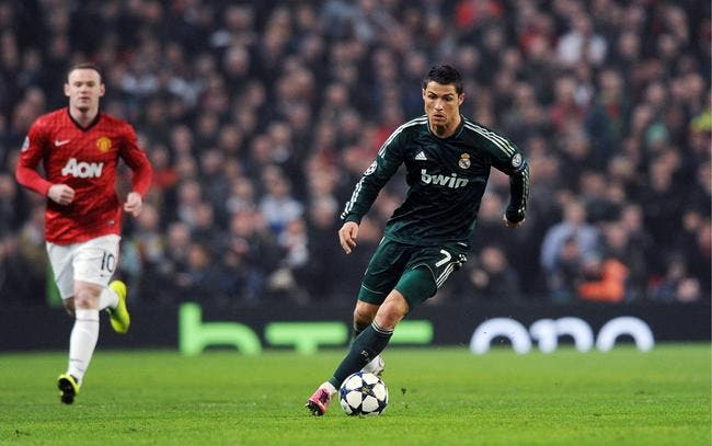 Cristiano Ronaldo à Man Utd, Van Gaal refuse