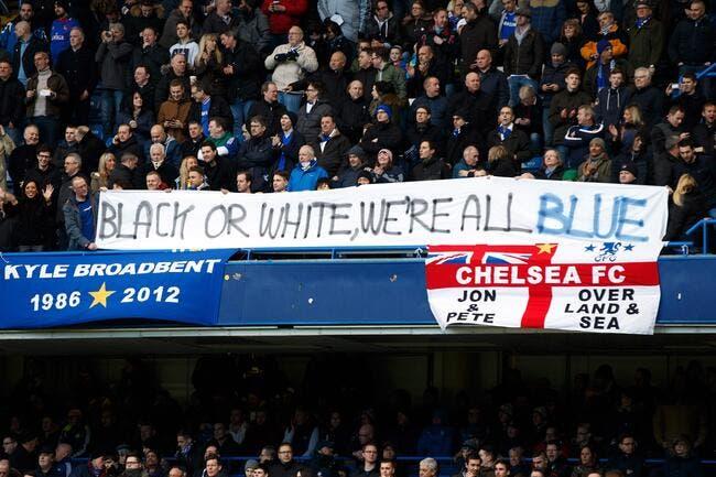 La seule couleur à Chelsea, c'est le Bleu