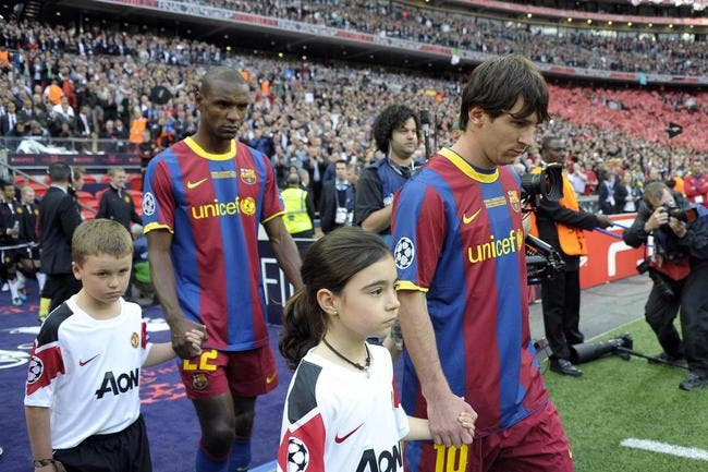 Messi au PSG, c'est possible pour Abidal