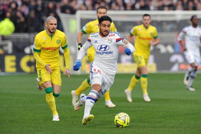 Nantes est rassuré par sa défaite face à l'OL
