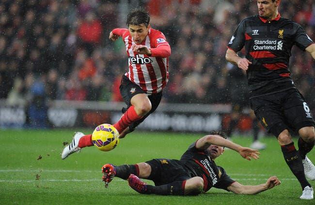 Southampton - Liverpool : 0-2