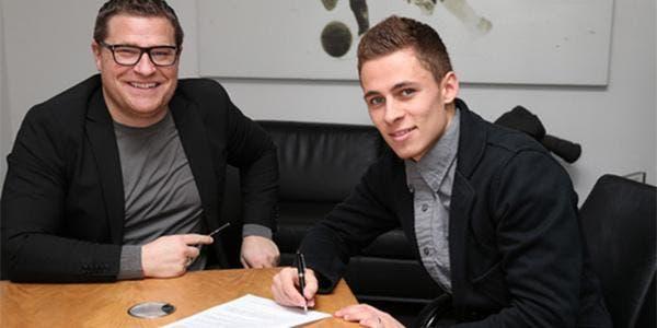 Thorgan Hazard quitte Chelsea pour l'Allemagne