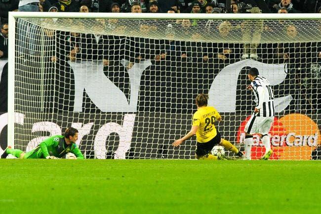 Juventus – Bor. Dortmund 2-1