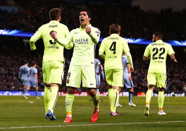 Le Barça, un cran au-dessus de City
