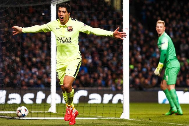 Manchester City – Barcelone 1-2