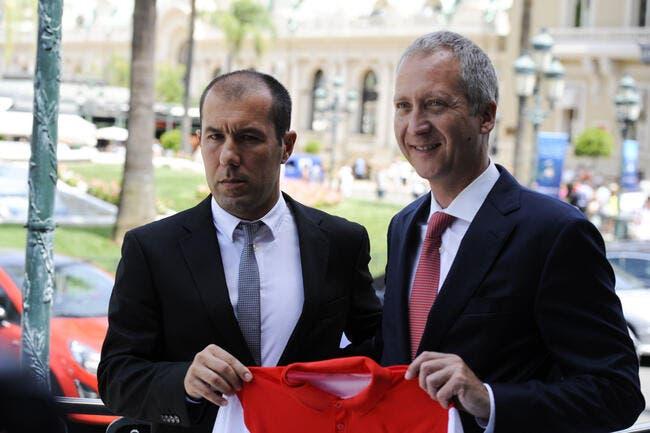 Monaco sait déjà qui sera son entraîneur l'an prochain