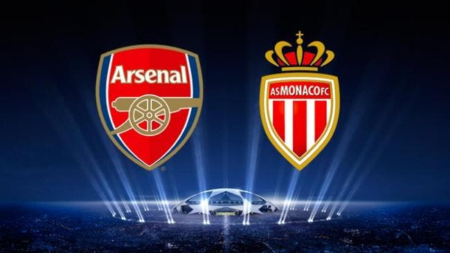 Arsenal - Monaco : Les compos