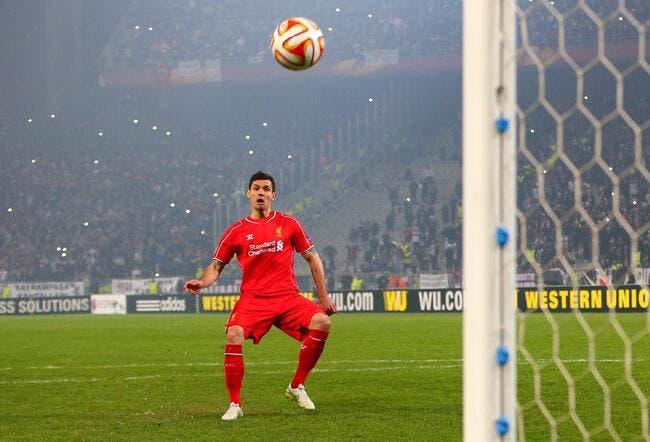 Lovren craque et Liverpool prend la porte