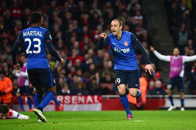 Monaco donne un coup de fouet à l'indice UEFA de la France