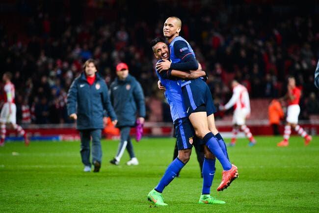 Monaco rêvait d'un nul à Arsenal
