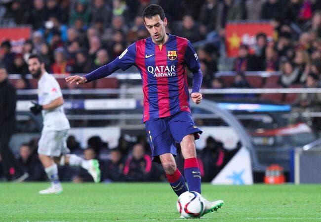 Officiel : Busquets prolonge au Barça