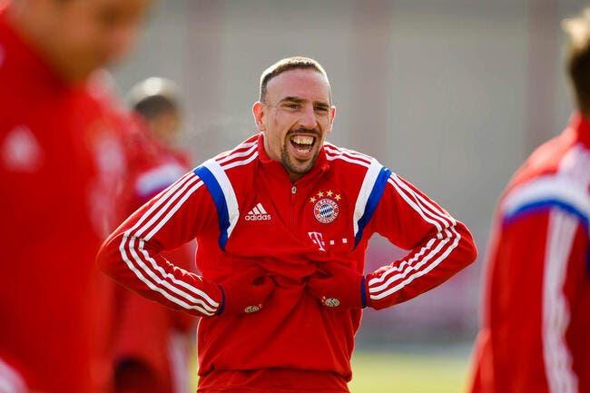 Ribéry explique ce qu'il fait de ses 15 ME annuels
