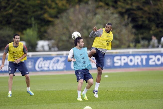 Valbuena branche un Bleu sur le Dynamo