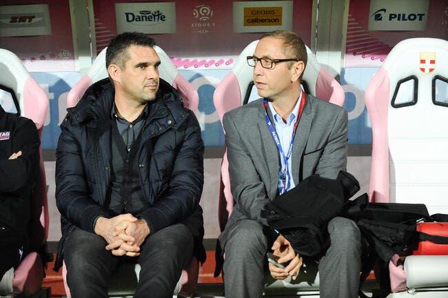 Guingamp accuse l'UEFA après le match à Kiev