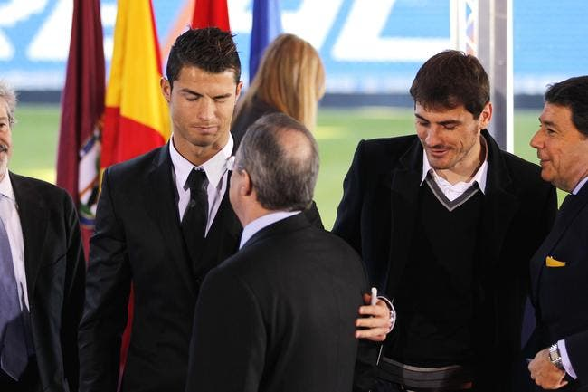 Quand Cristiano Ronaldo rassure le patron du Real Madrid