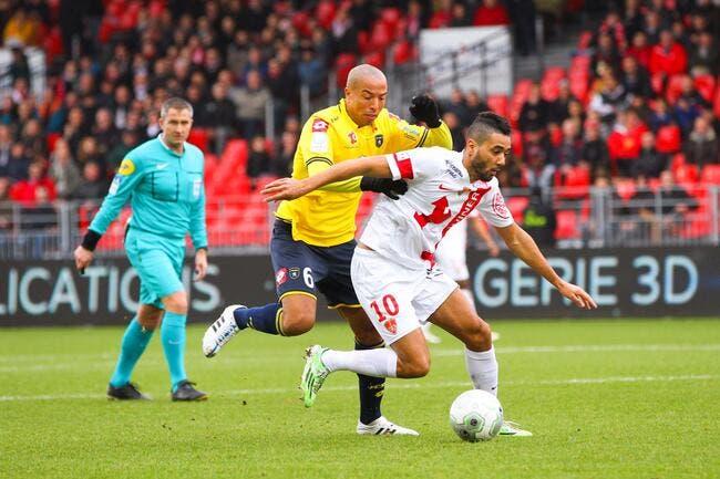 Brest - Sochaux : 1-1