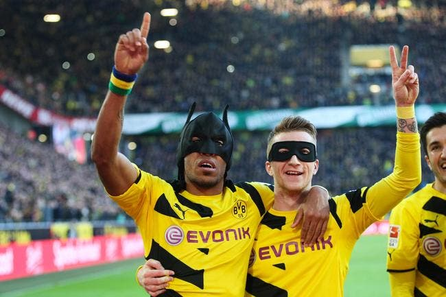 Dortmund - Schalke 04 : 3-0