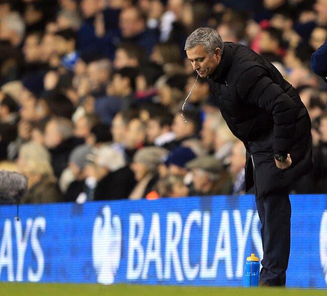 Chelsea perd 5-3, c'est la faute de l'arbitre pour Mourinho